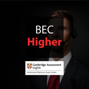 Esame Cambridge BEC Higher – 18 Marzo 2021