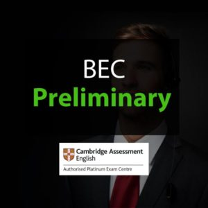 Esame Cambridge BEC Preliminary – 19 Marzo 2021