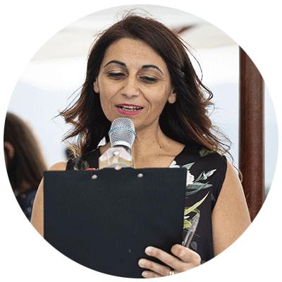 Carla insegnante British School Pontedera