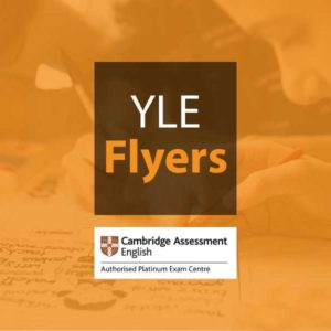 Esame Cambridge YLE A2 Flyers – 28 Maggio 2021