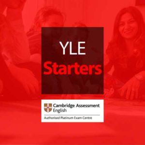 Esame Cambridge YLE Pre A1 Starters – 26 Maggio 2021