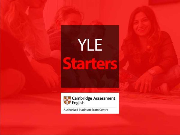 Esame Cambridge Yle Starters