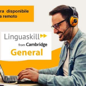 Linguaskill from Cambridge – General