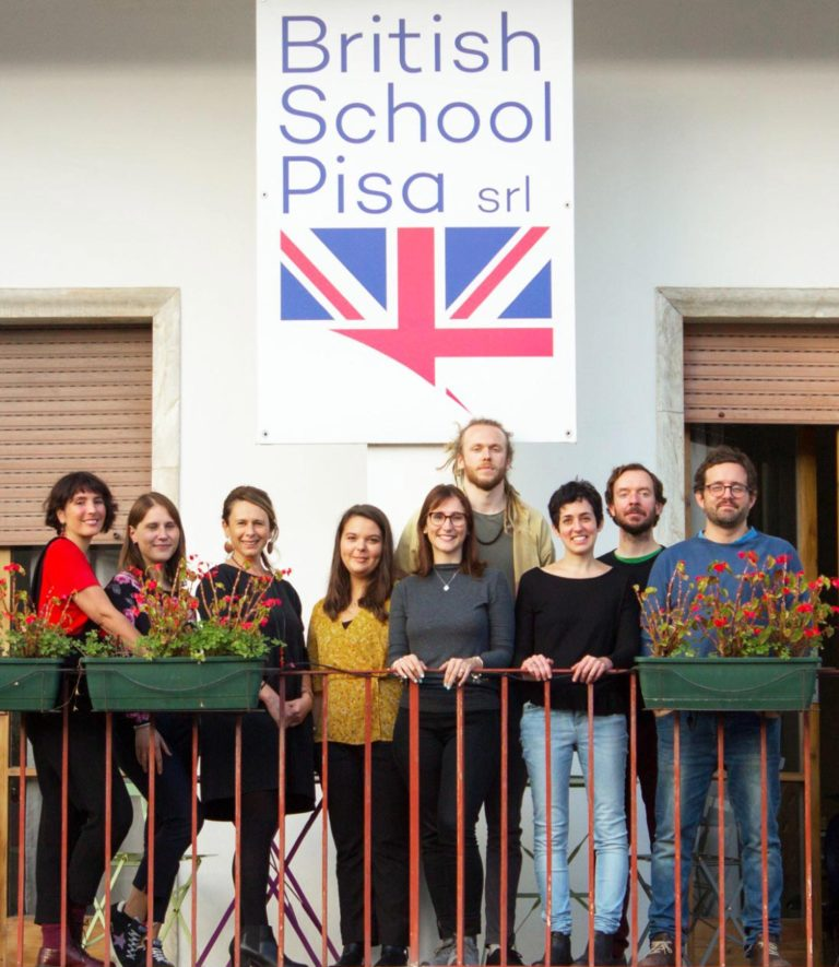 Staff British School Pisa