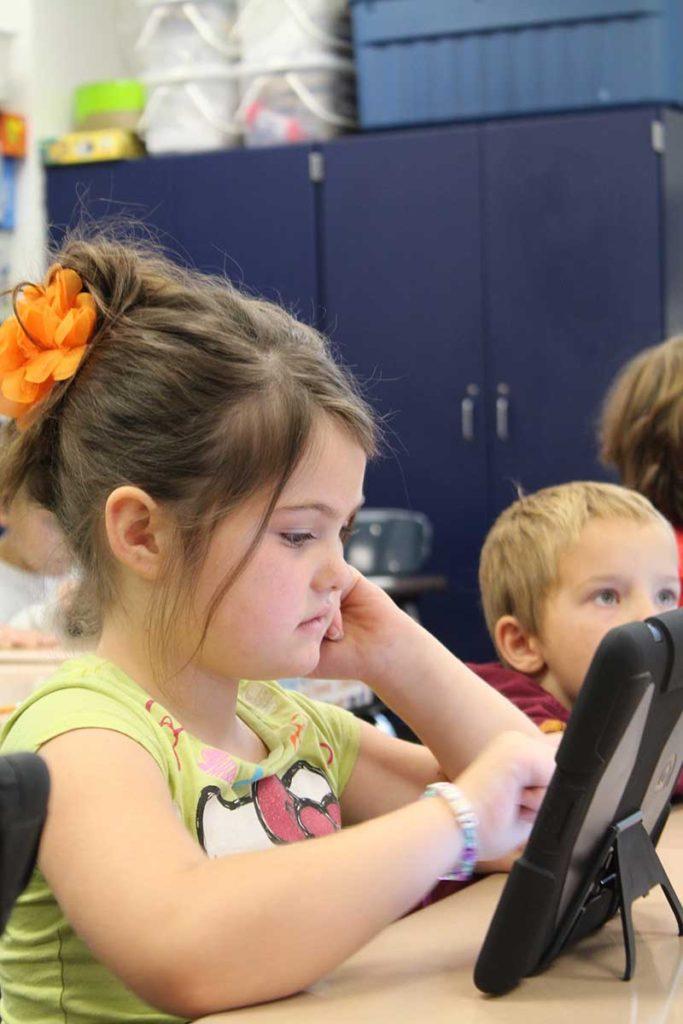 tecnologia in aula